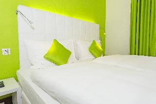 Hotel City Inn - Zimmer