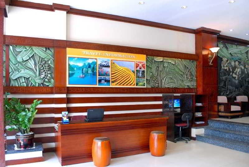 Golden Spring Hotel, 22 Nguyen Huu Huan, Hoan…