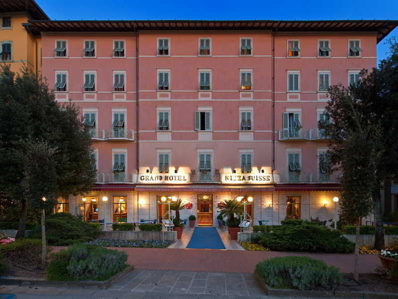 Grand Hotel Nizza e…, Viale Verdi,72