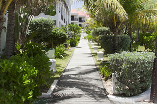 Silver Point Hotel - Terrasse