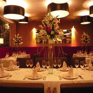 Blue Suites Hotel - Restaurant