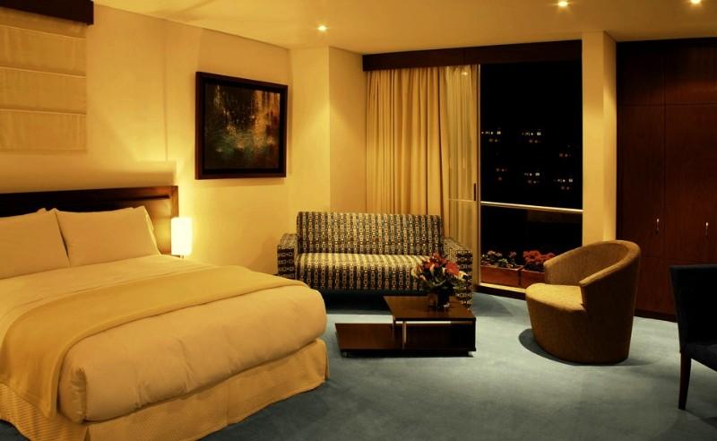 Blue Suites Hotel - Zimmer