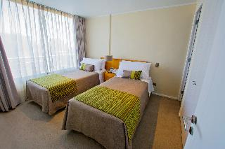 RQ Central Suites - Zimmer