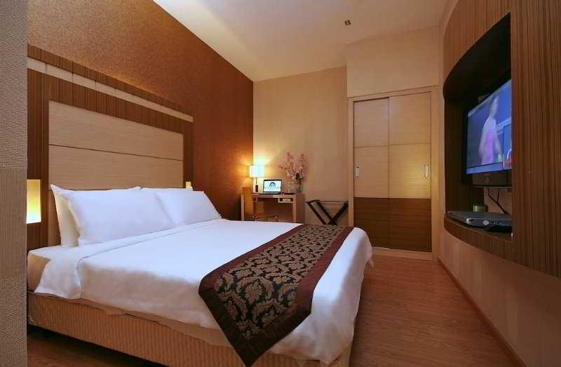 Courtyard Hotel @1Borneo - Zimmer