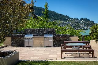 Peppers Beacon Queenstown - Terrasse