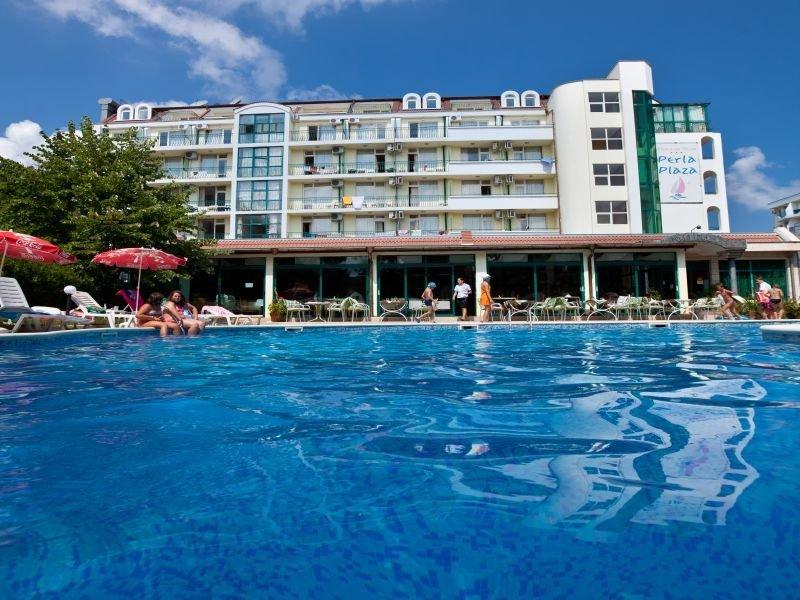Perla Plaza - Pool
