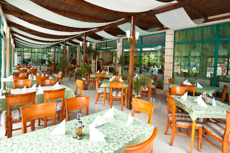 Perla Plaza - Restaurant