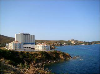 Hotel Sabri, Route Du Cap De Garde-plage…