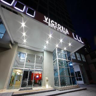 Clarion Victoria Hotel…, El Cangrejo, Calle D. Bella…