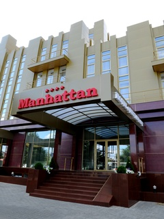 Manhattan Hotel & Restaurant, Ciuflea,1