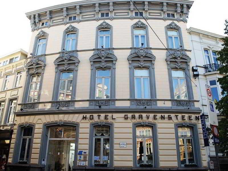 Hotel Gravensteen - Generell