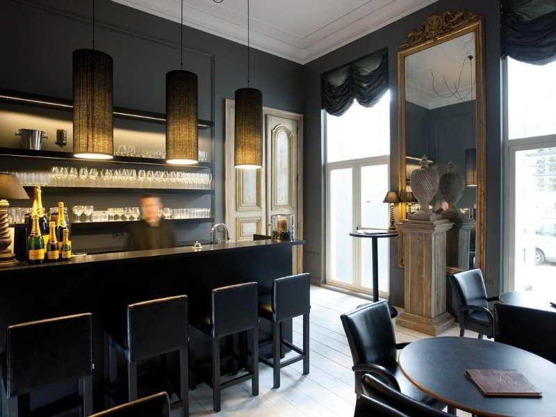 Hotel Gravensteen - Bar