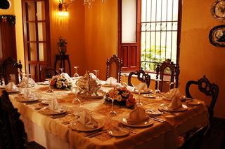 Casa Don Gustavo Hotel Boutique - Konferenz