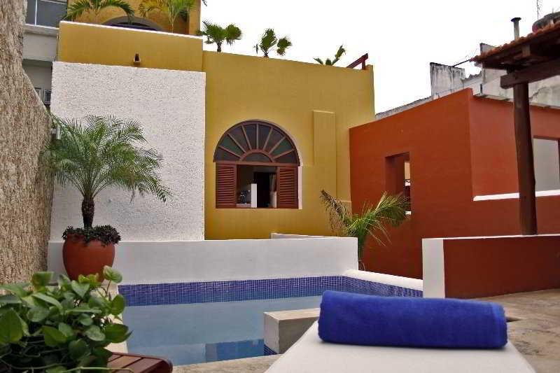 Casa Don Gustavo Hotel Boutique - Pool