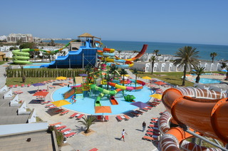 Thalassa Sousse Resort…, Boulevard 14 Janvier 2011,14