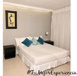 Bocagrande Cartagena de Indias - Zimmer
