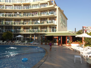 Sunny Holiday Aparthotel - Pool