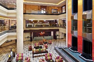 DoubleTree by Hilton Hotel Aqaba - Diele