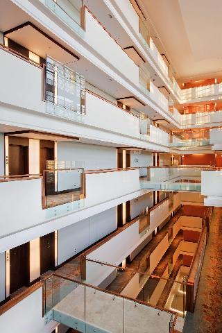 Hilton Windhoek - Diele