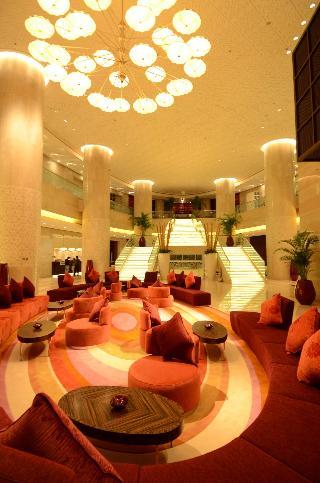 Hilton Doha - Diele