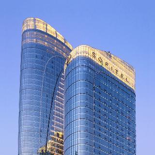 Sofitel Guangzhou Sunrich, Guangzhou Da Dao Zhong,tianhe…