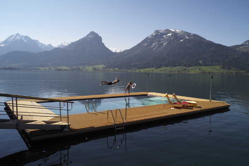 Romantik Hotel Im Weissen Roessl - Pool