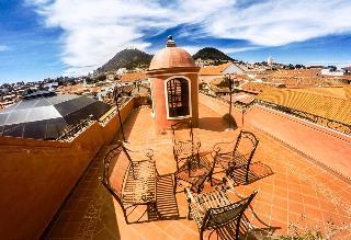 Monasterio - Terrasse