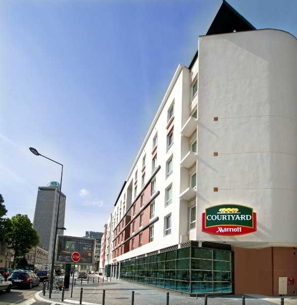 Courtyard By Marriott Paris Saint Denis