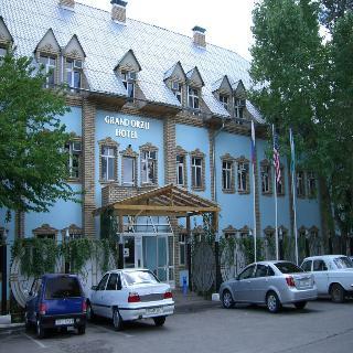 Grand Orzu Hotel, 27, Makhmud Tarobi Str.,