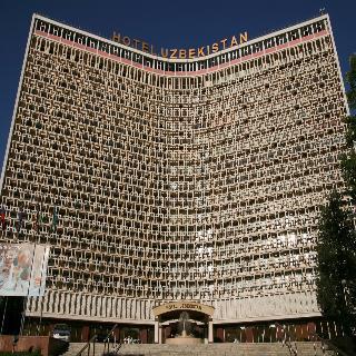 Uzbekistan Hotel, Musakhanova Str.,45