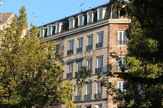 The Originals Boutique, Hôtel Bristol, Strasbourg