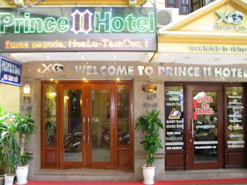 Prince 2 Hotel Hanoi, 42b Hang Giay,42b