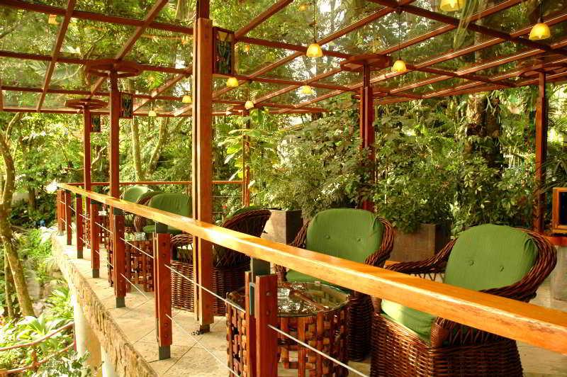 Si Como No Resort Spa & Wildlife Refuge - Terrasse