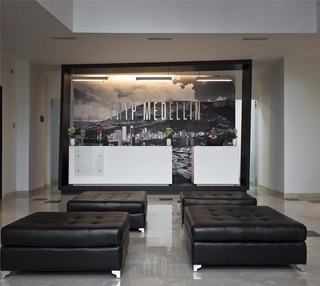 Tryp Medellin Hotel - Diele