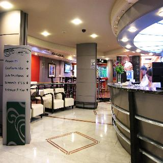 Sarmiento Palace Hotel - Diele