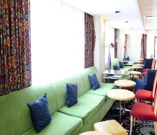 Hampton Inn By Hilton Saltillo - Diele
