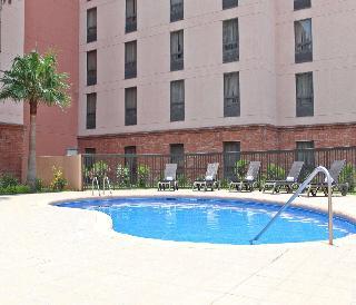 Hampton Inn By Hilton Saltillo - Pool