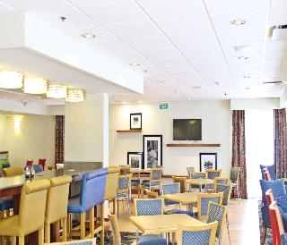 Hampton Inn By Hilton Saltillo - Restaurant