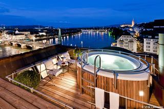 Grand Hotel Les Trois Rois - Generell