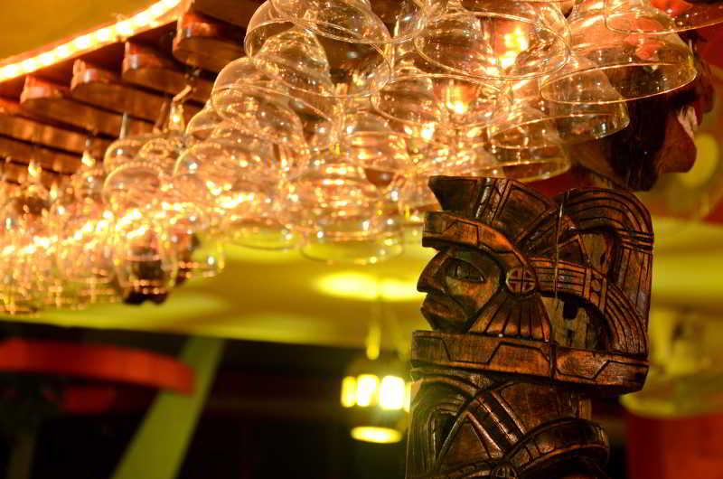 Hotel Palenque - Bar