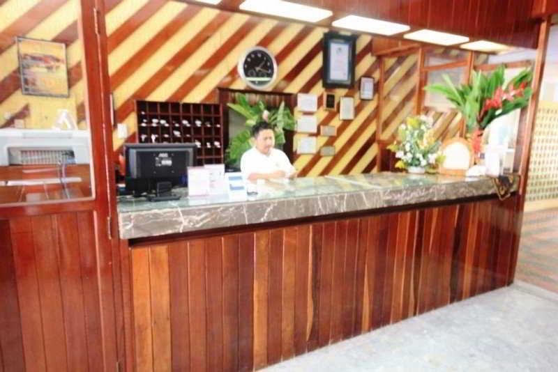 Hotel Palenque - Diele