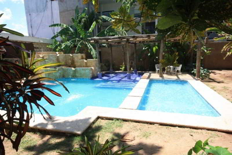 Hotel Palenque - Pool