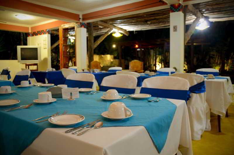 Hotel Palenque - Restaurant