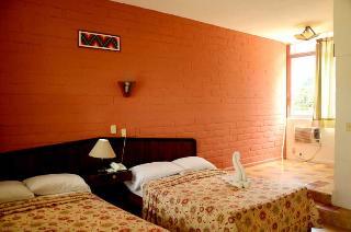 Hotel Palenque - Zimmer