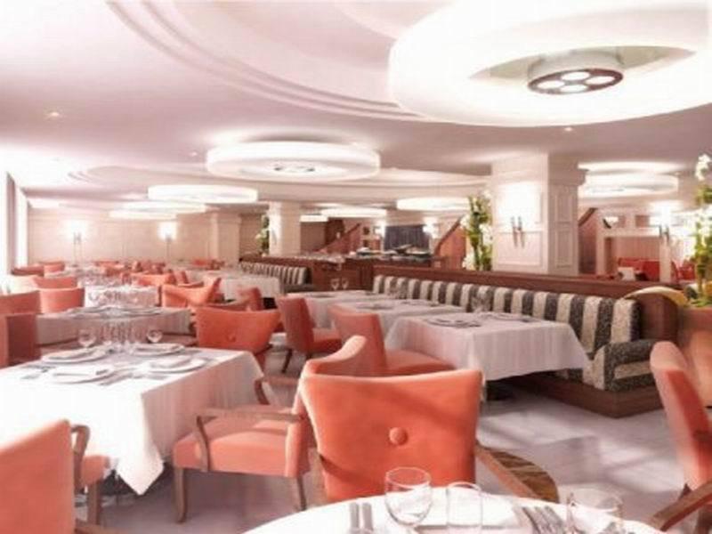 Al Hamra Hotel Sharjah - Restaurant