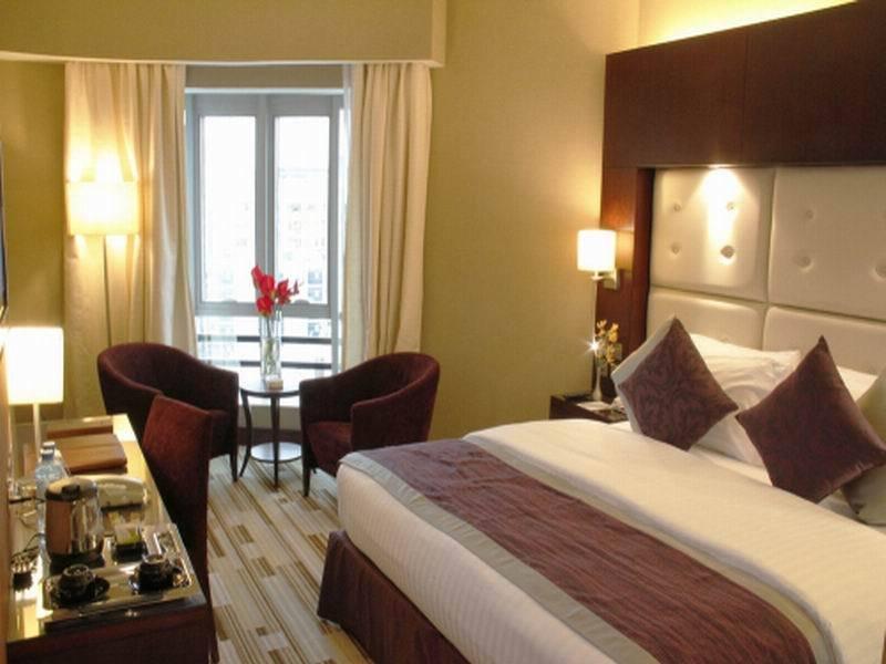 Al Hamra Hotel Sharjah - Zimmer