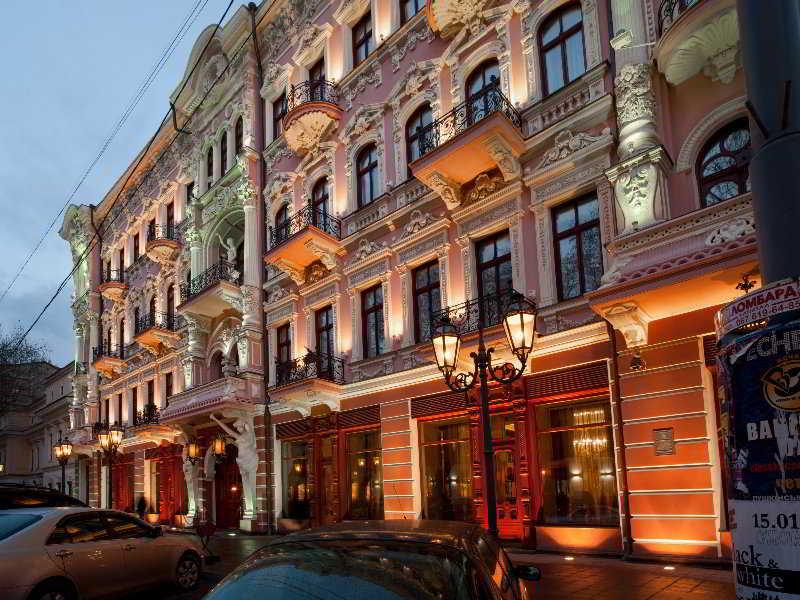 Bristol Hotel, Pushkinskaya Str,15