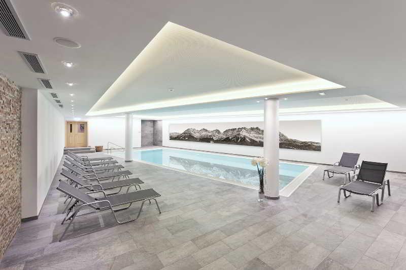 Alpen Glück Hotel Kirchberger Hof - Pool