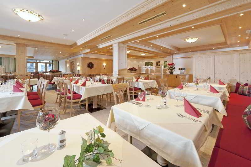 Alpen Glück Hotel Kirchberger Hof - Restaurant