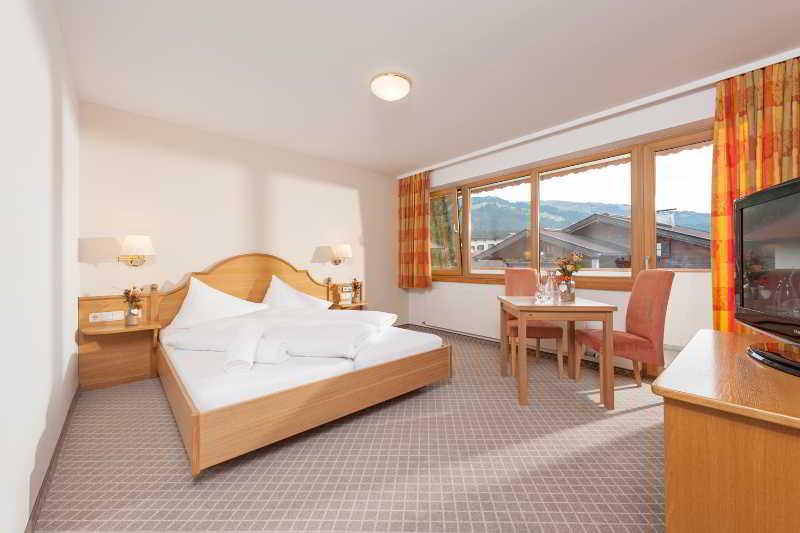 Alpen Glück Hotel Kirchberger Hof - Zimmer
